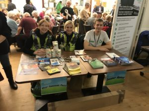 west yorks police and groundwork stall