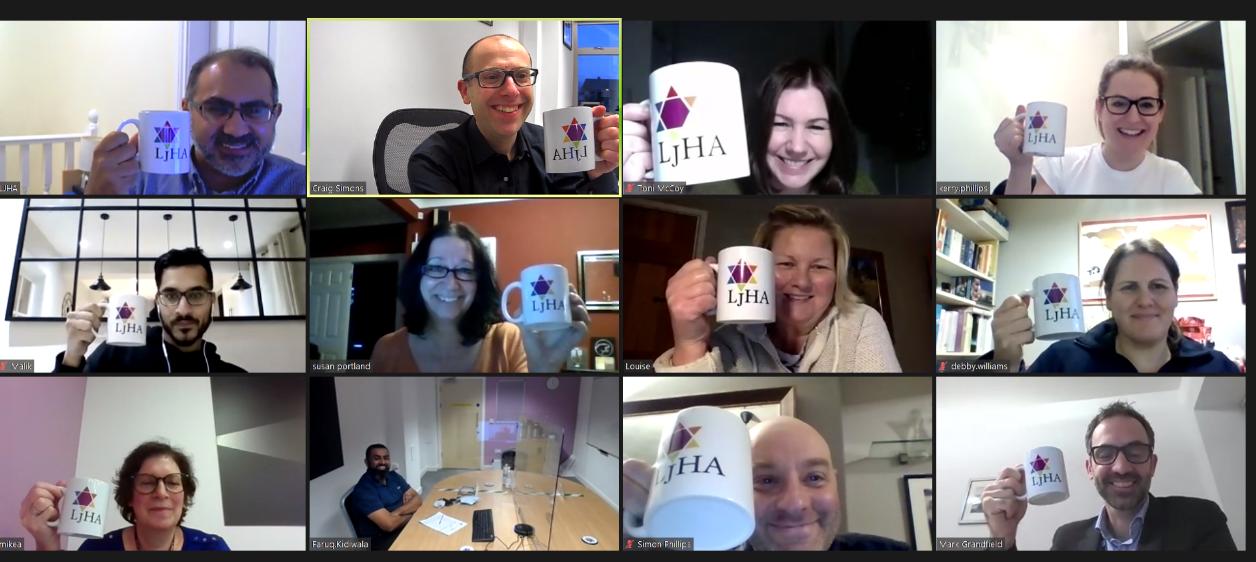 LJHA Staff Meeting 141220