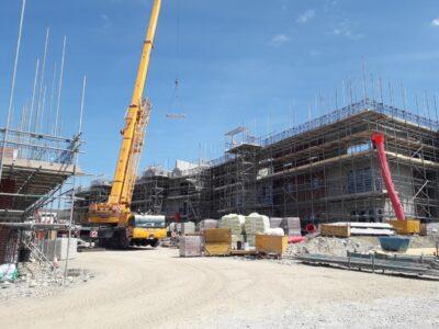 Queenshill Development June 2021